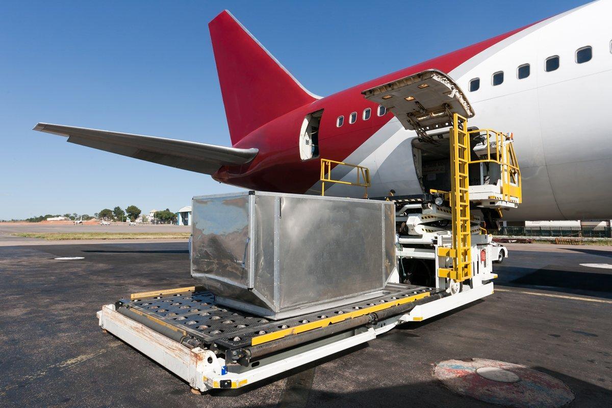 авиационая доставка