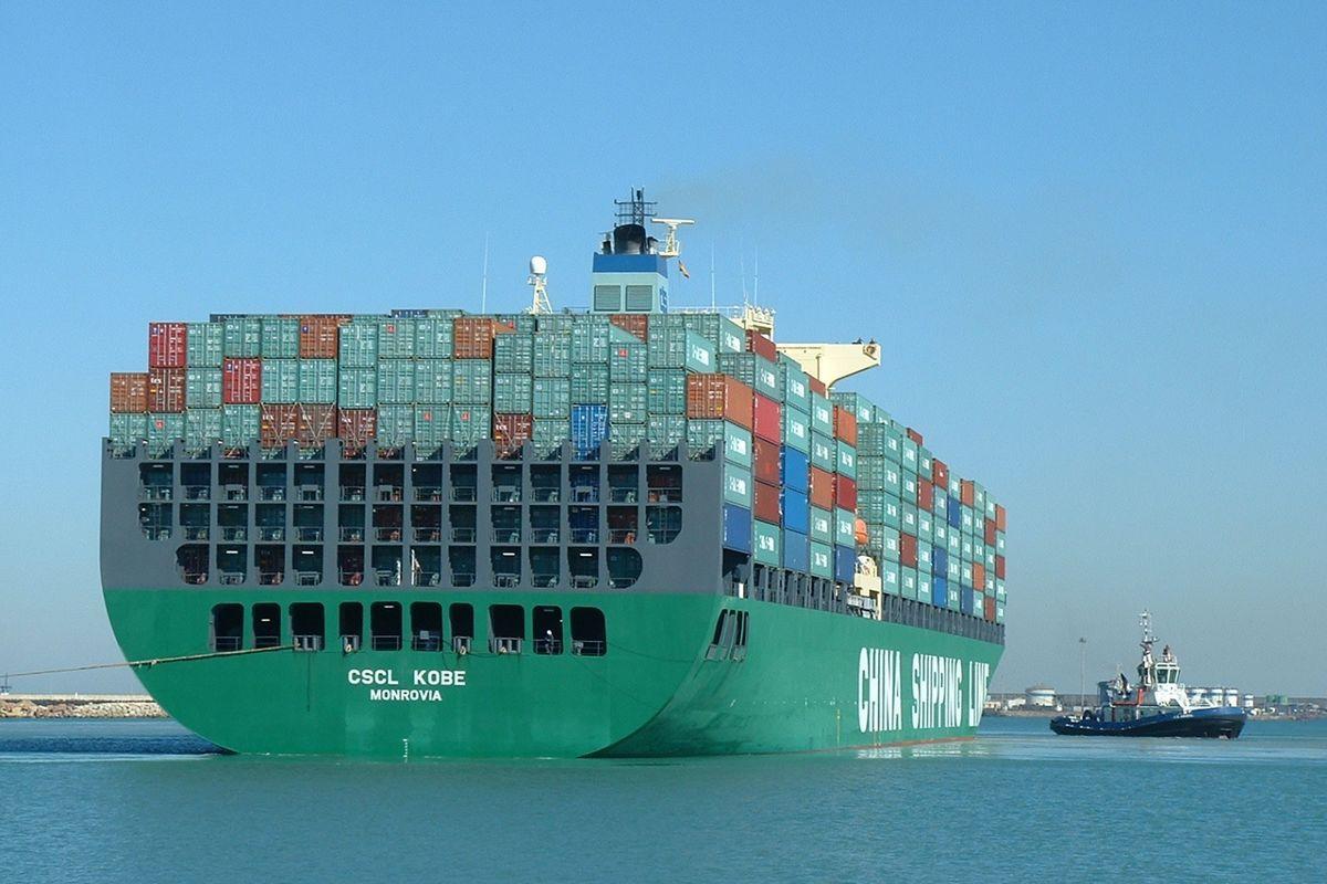 доставка из китая морем
